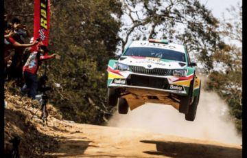 """Bulacia gana el """"Rally Sudamericano"""""""