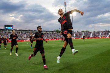 Atlético derriba el muro de Butarque y gana a Leganés