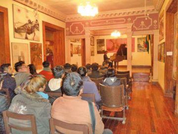Presentan un homenaje a Bolivia a través del piano