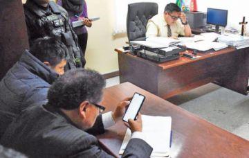 Choferes implicados en ataque a los PumaKatari son enviados a la cárcel