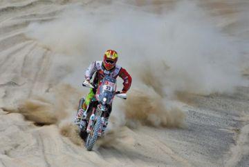 Daniel Nosiglia correrá en la competencia de Atacama