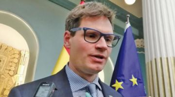 UE: no nos pidieron ayuda oficialmente