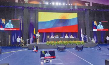 Duque exhorta a la CIDH que emita una posición sobre las reelecciones