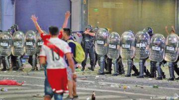 Paraguay quiere evitar entrada de hinchas violentos