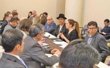 Bolivia coordina el apoyo internacional