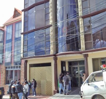 Consejo Universitario busca una solución al conflicto de la UATF