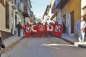 Trabajadores marchan mañana pidiendo respeto a sus derechos