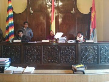 Así se realiza la sesión del Concejo Municipal: con el quórum mínimo