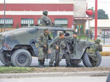Siete narcos mueren en un enfrentamiento con policías