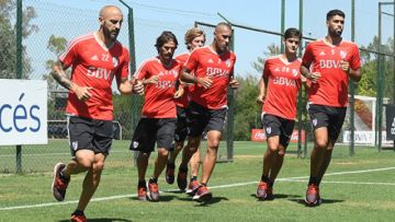 """River Plate busca su pase a """"semis"""" ante Cerro Porteño"""