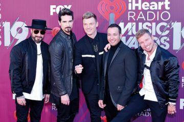 Backstreet Boys cantarán en siete países de Latinoamérica
