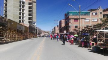 Ministerios de Trabajo y Educación viabilizan suspensión de actividades para mañana en Potosí