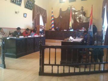 Concejo Municipal debate pedido de reconsideración sobre templo de Tarapaya