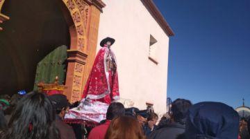 Comienza Ch'utillos 2019 con la misa en San Benito