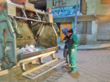 Trabajadores de EMAP aportan a la Chiquitania