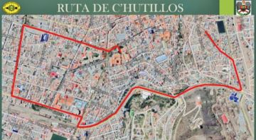 Tránsito confirma las rutas alternas para la festividad