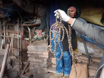 Hombre se suicida en Uncía ahorcándose en una cancha