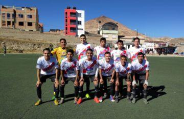 Nacional Potosí lidera el campeonato de promoción y reservas de la FBF