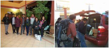 Brigada médica llega a Santa Cruz para dar ayuda a la Chiquitania