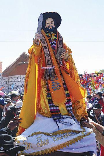 La bajada a La Puerta, una tradición ancestral que continúa viva