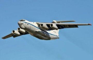 El avión ruso Ilyushin llegará para combatir el fuego en la Chiquitania