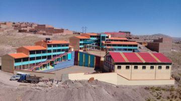 En Potosí funcionará el Instituto Boliviano del Litio en el Distrito 17