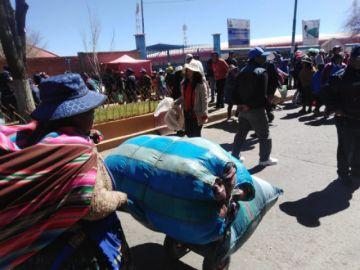 Comerciantes del interior del país invitan a ferias a los potosinos
