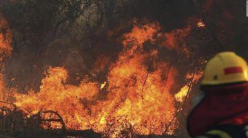 Cunde el fuego en cinco zonas y cabildo pide juicio contra Evo