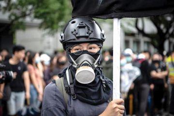 Protestas en Hong Kong se trasladan al sector educativo