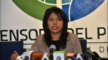 La Defensoría reporta 5.779 denuncias sobre la vulneración de derechos