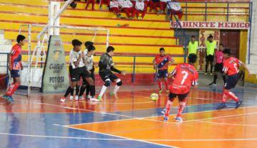 Potosí cae ante Cochabamba en el nacional de futsal