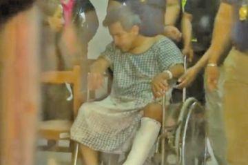 Sentencian a 30 años de cárcel al padre que mató a sus cuatro hijos