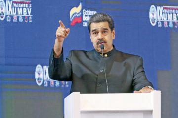 Maduro declara alerta  en límite con Colombia