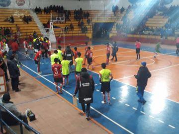 Potosí quedó fuera del campeonato futsal sub 14 al perder contra Tarija