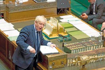 Rebelión contra Johnson abre camino a elecciones