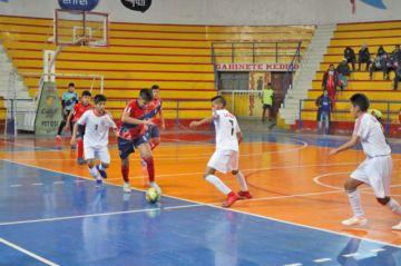Potosí gana y se jugará su clasificación con Tarija en el torneo nacional de futsal