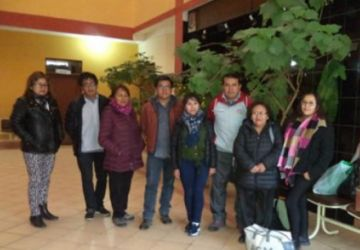 Brigada médica potosina retorna tras trabajo en la Chiquitania