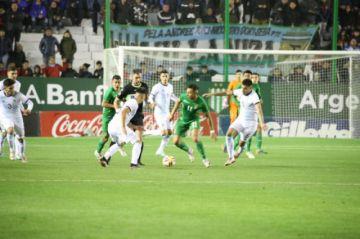Argentina goleó 5-0 a Bolivia en amistoso