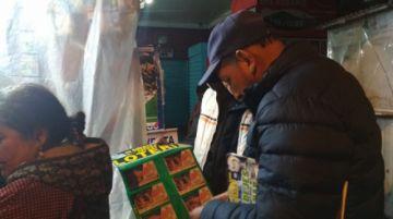 Hoy a las 19:00 es el sorteo de la loteria solo para Potosí