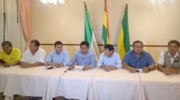 Incendios: municipios afectados piden reunión urgente con Evo