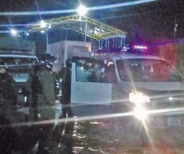 Policía rescata al supuesto secuestrado alcalde Cocha