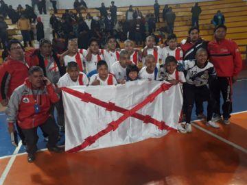 Chuquisaca gana torneo nacional sub 14