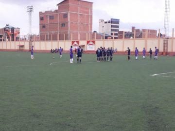 Real Potosí reservas venció a Sport Boys