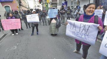 Familiares: salir a las calles y bloquear fue la única forma de ser escuchados