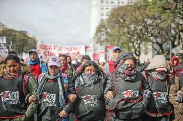 Argentina: Protestas se intensifican por la crisis