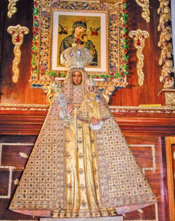 """La fiesta de Guadalupe no incluye """"entradas"""""""