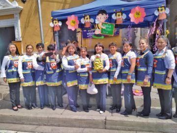 Educadoras del Nivel Inicial celebraron su día el jueves