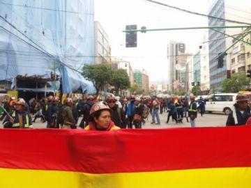 San Cristóbal se compromete a pagar Bs 35.000 y mineros levantan protestas (con galería de fotos)