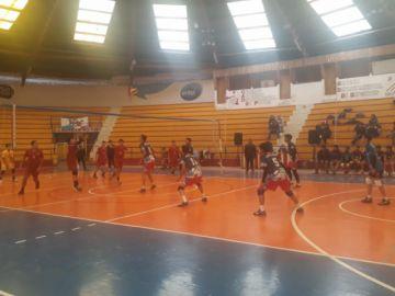 Potosí acoge a los partidos del torneo nacional de clubes campeones de voleibol