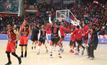 Pichincha asesta el primer golpe y avanza firme al título de la Libobásquet 2019